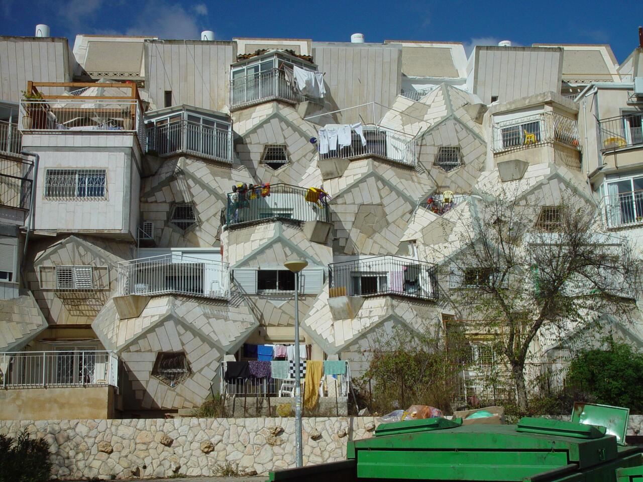 Dror Bar Natan S Image Gallery Jerusalem Dodecahedral