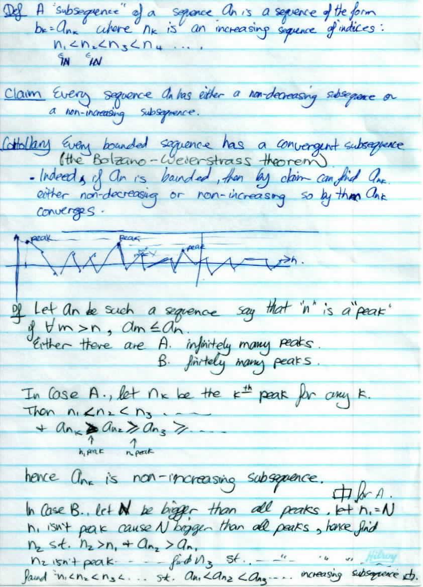 Dror Bar-Natan: Classes: 2002-03: Math 157 - Analysis I: Class Notes ...